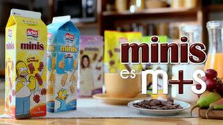 Arluy presenta campaña de comunicación sobre sus galletas minis
