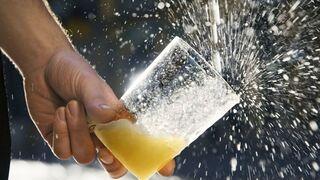 El consumo de sidra creció el 3,8% en el último año