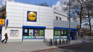 Lidl estudia abrir cerca de 300 nuevas tiendas en Londres