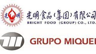 Bruselas autoriza a Bright Food la compra de Grupo Miquel