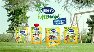 Hero Baby presenta la campaña de comunicación de Supernanos