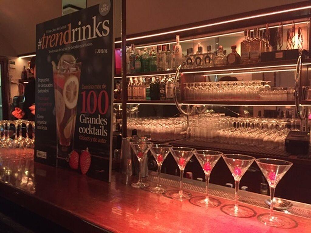 El Museo Chicote ha sido el lugar elegido para la presentación oficial de #Trendrinks