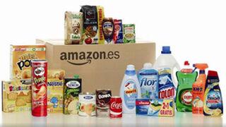 Amazon lanza su tienda de alimentación y limpieza del hogar