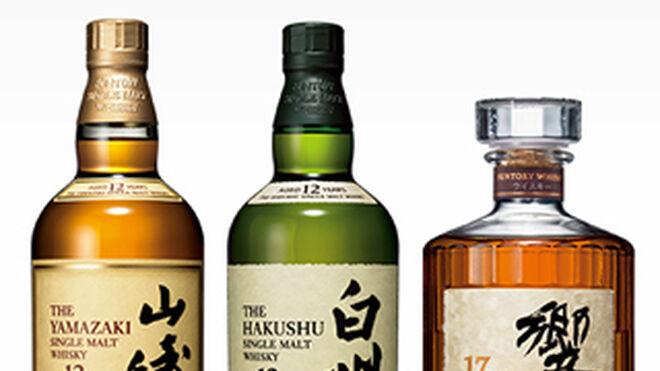 Suntory Whisky presenta sus whiskies japoneses