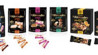 Turrón Snacks, la nueva gama de El Almendro para Navidad
