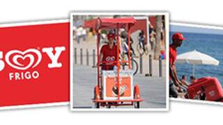 La iniciativa 'Soy Frigo' de Unilever generó 400 empleos este verano