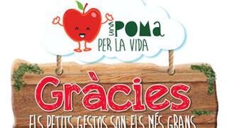 Vog dona 60.000 manzanas para su venta en Condis Madrid y Barcelona