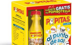 Popitas inicia una promoción para regalar su Popibotella