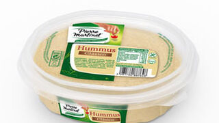 Pierre Martinet lanza su Hummus Clásico