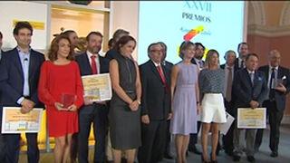 García Tejerina entrega los Premios Alimentos de España 2014