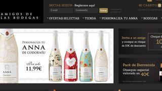 Codorniu Raventos factura más de medio millón de euros en ventas online