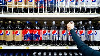 Pepsico ganó el 73,5% menos en su tercer trimestre fiscal