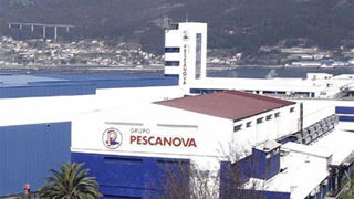 Pescanova obtuvo un beneficio atribuido de 560 M€ hasta agosto