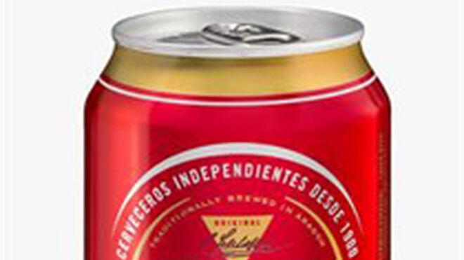 Nueva cerveza Ambar apta para celiacos en formato lata