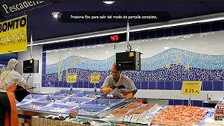 Improcedente el despido de una empleada de Mercadona que regaló una pescadilla