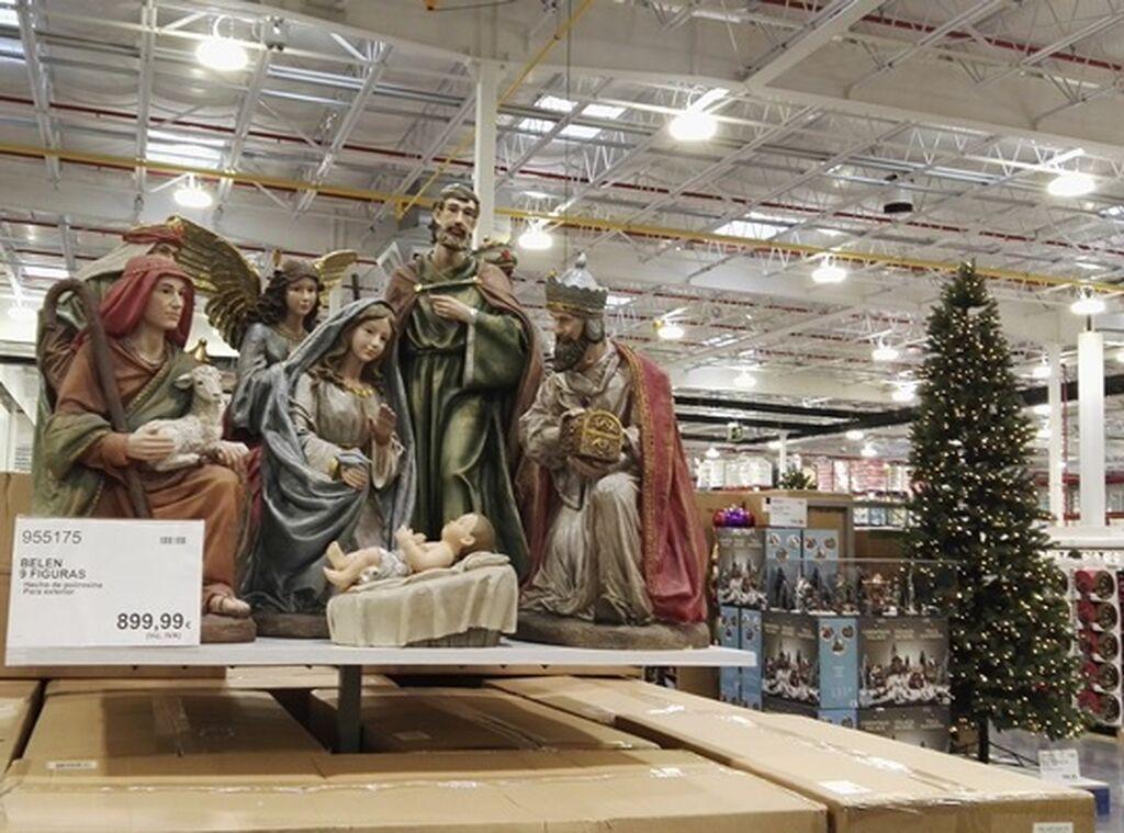 Costco Getafe ya está preparado para Navidad