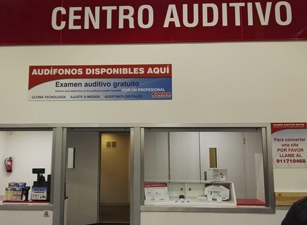 Costco también cuenta con centro auditivo