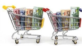 La cesta económica baja su precio el 2,6% en 2015