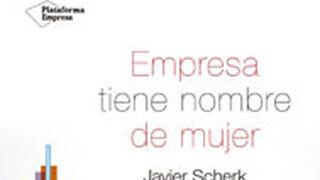 Javier Scherk (Winche) presenta su libro 'Empresa tiene nombre de mujer'