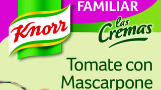 Knorr amplía su gama de cremas y sopas para este invierno