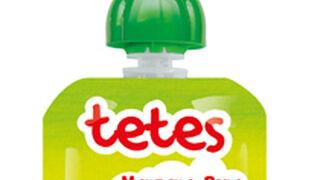 Grupo Dulcesol lanza Tetes, su fruta para beber
