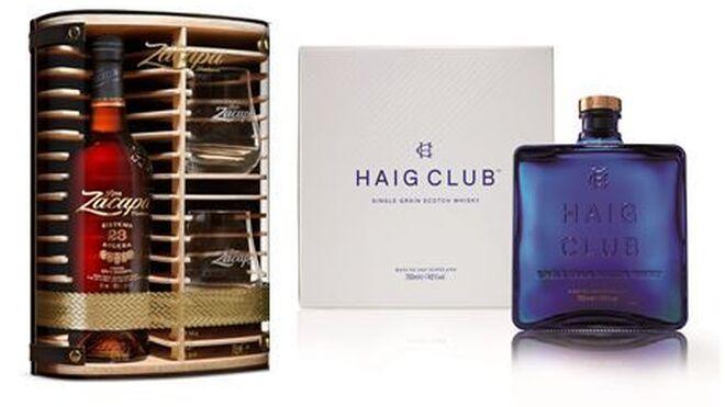 Diageo presenta sus destilados premium para esta Navidad