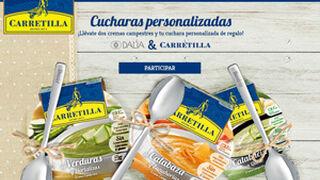 Carretilla lanza el sorteo 'Mi Cuchara personalizada'
