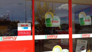 Supermercados Simply se adhiere a la red Pickup de Seur