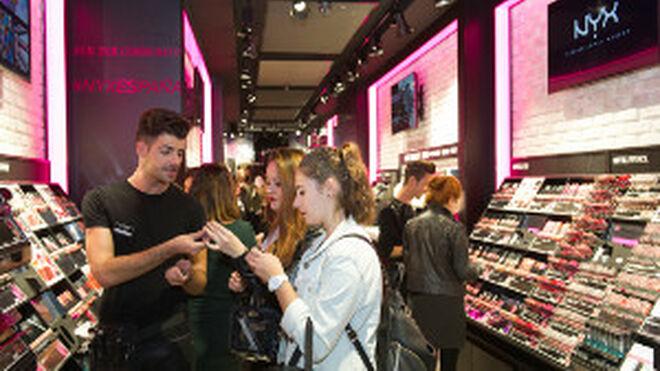 L'Oréal abre en Madrid su primera tienda NYX fuera de Norteamérica