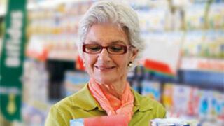 Los jubilados son los que más sufren la subida de precios de los alimentos