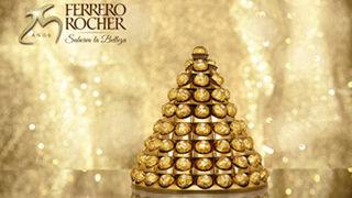 Ferrero Ibérica facturó el 8% más en su último ejercicio