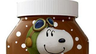 Nutella presenta su edición navideña de Snoopy