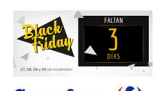 Carrefour ofrecerá descuentos de hasta el 30% el 'Viernes Negro'