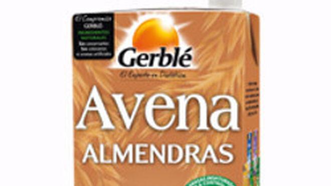 Nueva bebida vegetal Avena Almendras de Gerblé