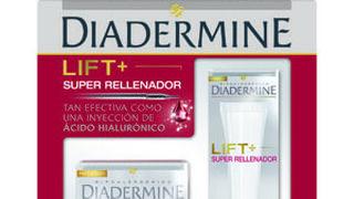 Diadermine presenta un pack especial Navidad de su gama Lift + Súper Rellenador