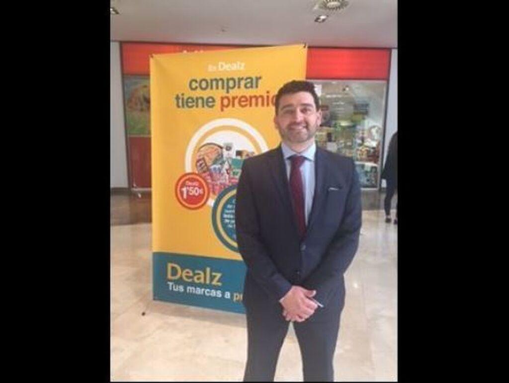 Álvaro Villamizar, director general de la compañía en España