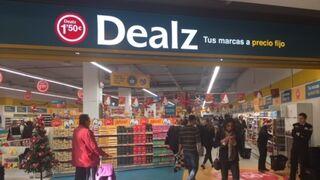 Fotos de la tienda Dealz en Islazul (Madrid)