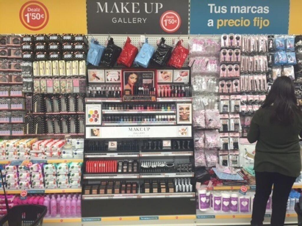 Productos de maquillaje y cosmética