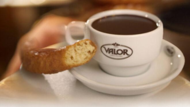 Valor supone el 40% del mercado de chocolate a la taza