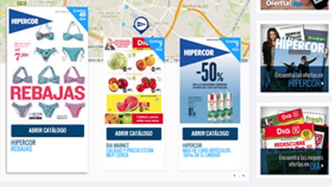 Los folletos empujan al 57,3% de los consumidores al supermercado