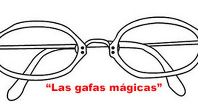 """La importancia del enfoque. De corregir a motivar. """"Las gafas mágicas"""""""