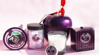 The Body Shop pone aroma de ciruela escarchada a la Navidad