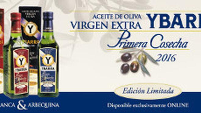 Ybarra presenta sus aceites de oliva virgen extra Primera Cosecha