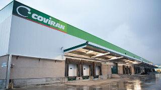 La plataforma de Covirán en Madrid eleva el 3% su volumen de negocio