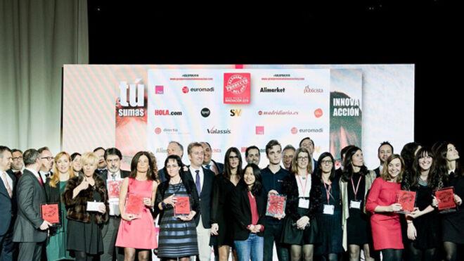 La gala de los Productos del Año 2016, en fotos