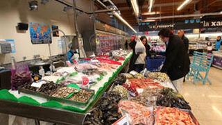 Gambones, cochinillo, jamón... los productos más buscados en Navidad