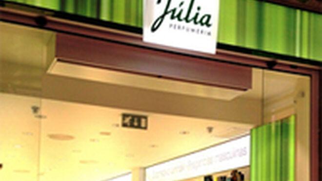 Perfumería Julia continúa con su expansión