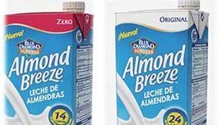 Llega a España la leche de almendras Almond Breeze