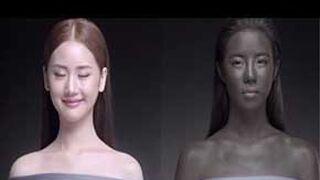 """Retiran el anuncio de una crema blanqueadora por ser """"racista"""""""