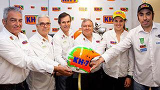 KH-7, seis años en el Rally Dakar